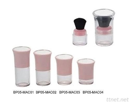 BP05-Brush Powder Jars